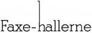 Faxehallerne Logo